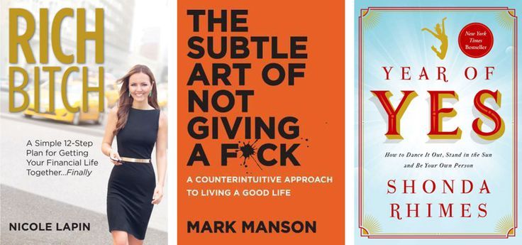 The Best Books for Women Who Hate Self-Help (But Love Self-Confidence)  | Career Contessa