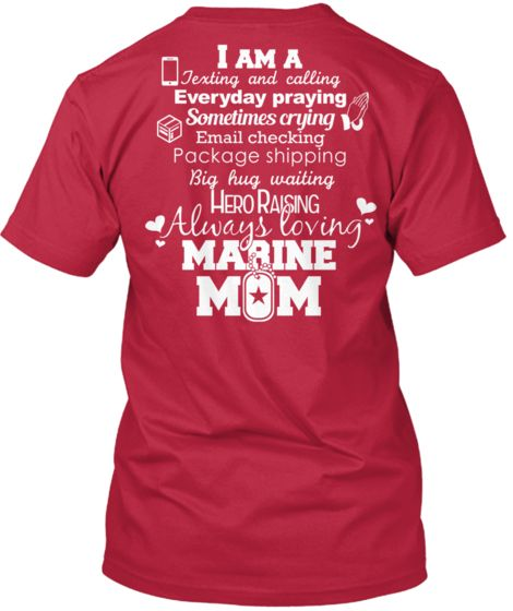Limited Time Made Just For Moms Marine Mom