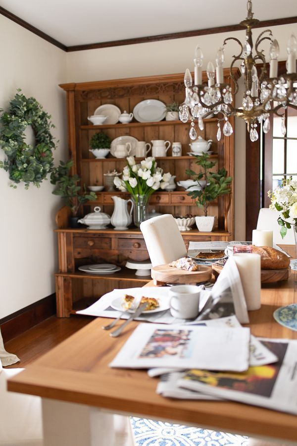 Pin by Ann Guerin on Dining rooms Interior Design Breakfast nooks in
