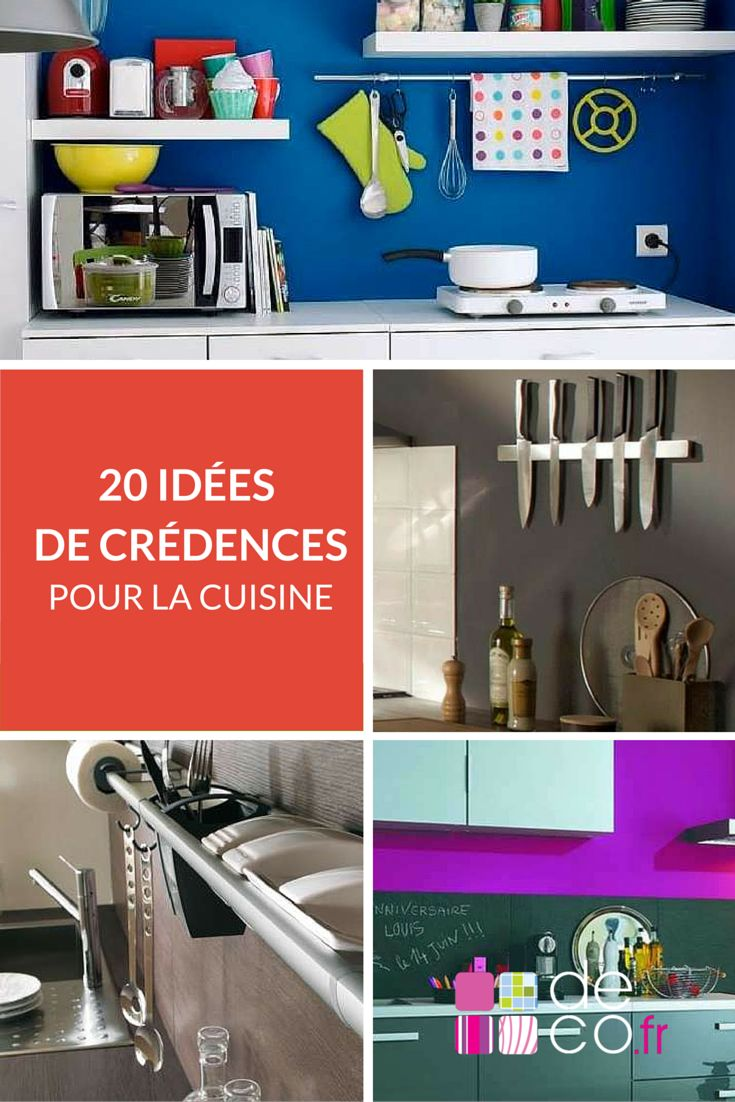 Best CUISINE Images On Pinterest Cook Deco Cuisine And Gray - Cuisine deco design pour idees de deco de cuisine