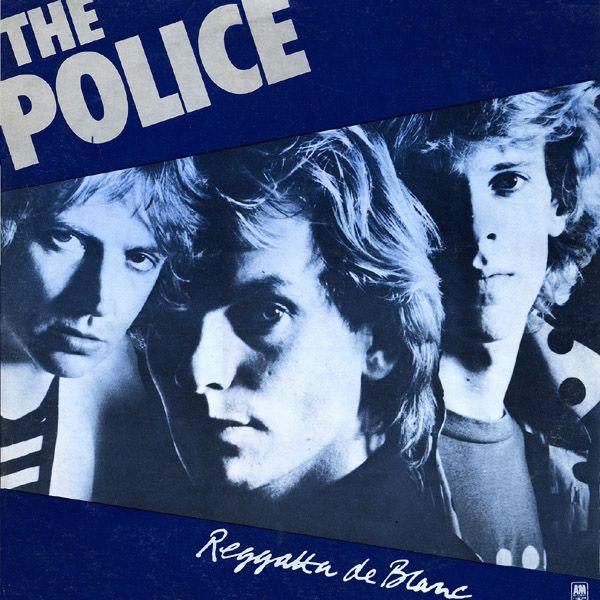 THE POLICE  Reggatta De Blanc (LP, Album) A Records AMLH 64792 UK 1979 (1st UK Pressing)