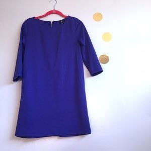 H&M 3/4 Sleeve Shift Dress. Price: $27 Size: XS - Click here to buy! Save $5 with sign up code JGKFU