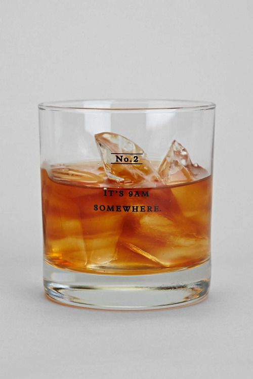urbnite:Rule of Drinking Glasses