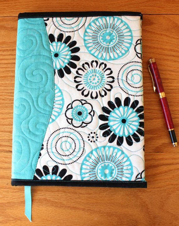 Quilted Book Cover Pattern Free : Ideas about journal covers on pinterest fabric