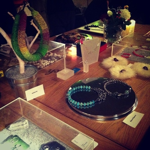 Expression Contemporary Jewelry at Preview Night - Autor 8th Edition