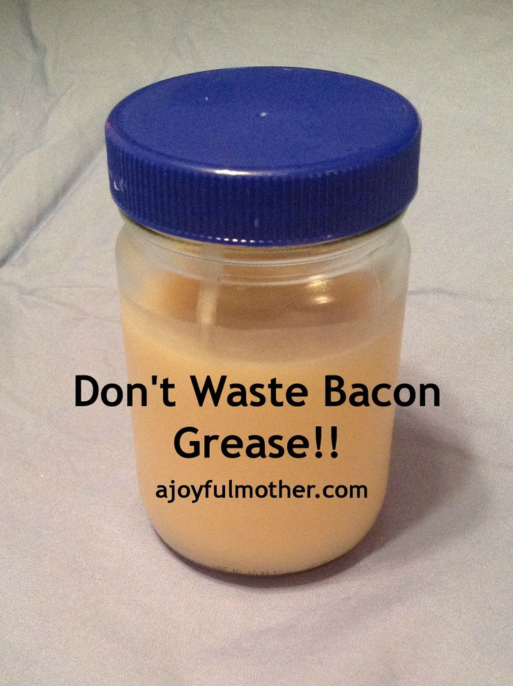 don 39 t waste bacon grease fun pixs quotes sayings pinterest. Black Bedroom Furniture Sets. Home Design Ideas
