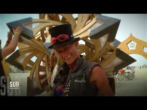You can´t unburn the fire! - burning man documentary 2013 - YouTube