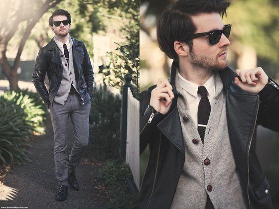Rings  (by Ben Galbraith) http://lookbook.nu/look/3606887-RingsThis Man, Nice Jackets, Men Hombre, Yeah Boys, Men Style, Rings Bi, Men Fashion, Man Style