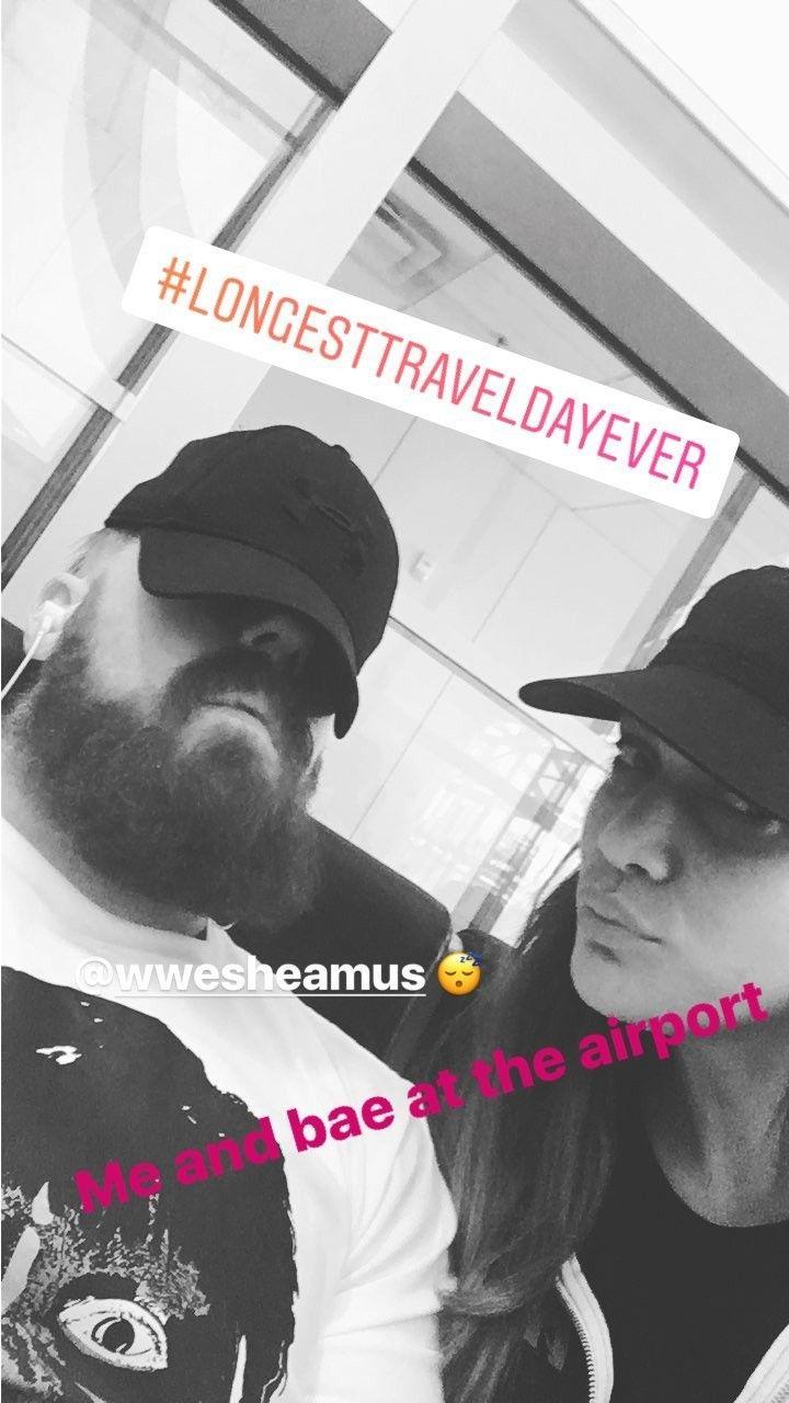 Sheamus & Nia Jax