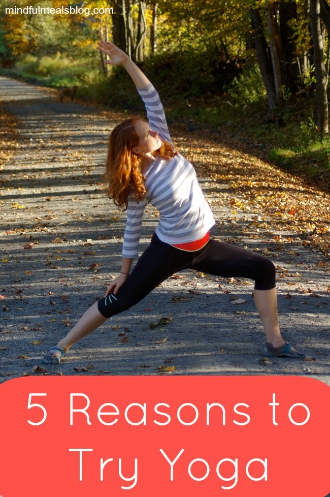 Yoga can be a wonderful tool to connect to your body, develop body awareness, and move your body in a way that feels really good. Yoga really is for every BODY! Learn 5 reasons to give yoga a try, especially if you're yoga curious or a newbie.