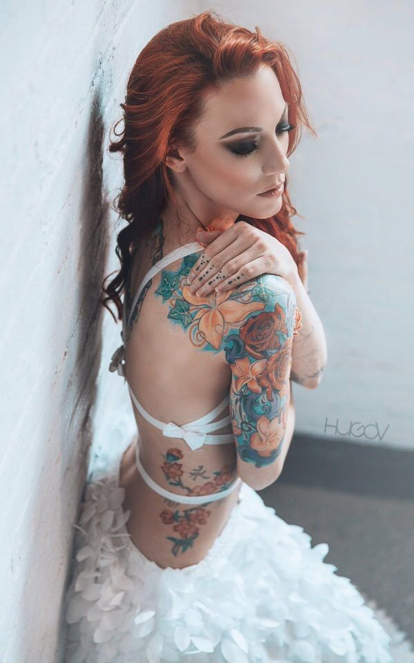 Best redheads inked images on pinterest red heads redheads