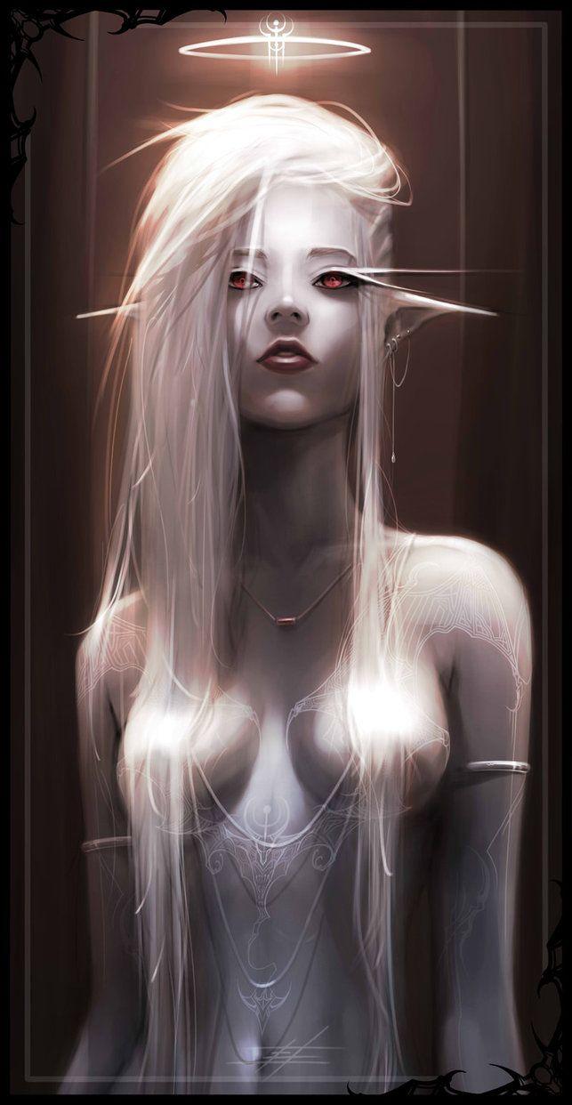 Beautiful Naked Elf Women 90