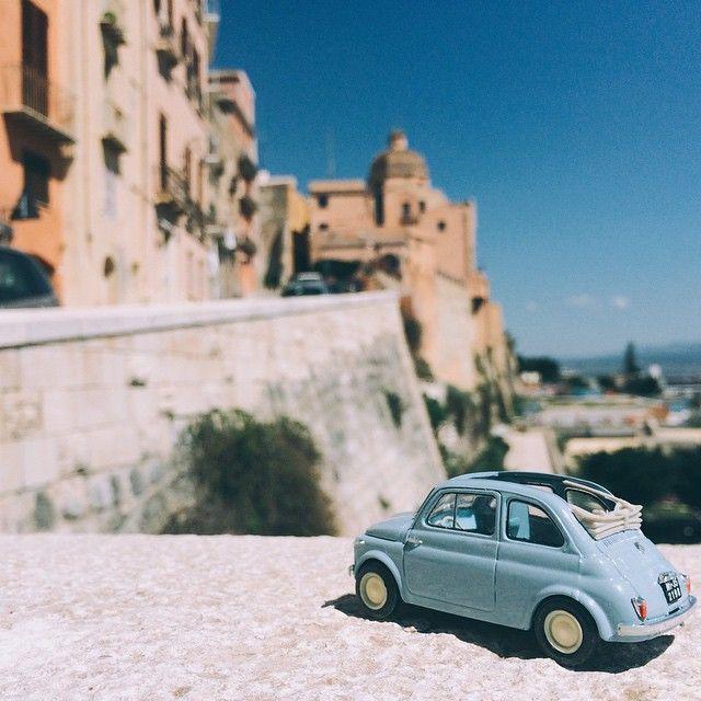 Quartiere medievale di Castello a #Cagliari? Pic by @ch_ecco