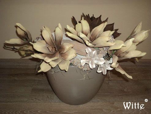 mooi bloemstuk opmaken - Google zoeken