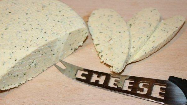 Фото к рецепту: Домашний сыр