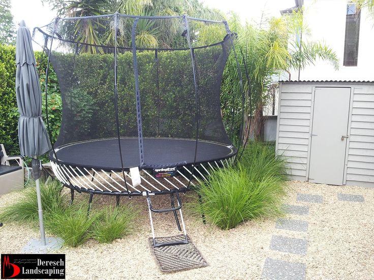 Garden Design With Trampoline 8 best trampoline eyesore images on pinterest | trampoline ideas