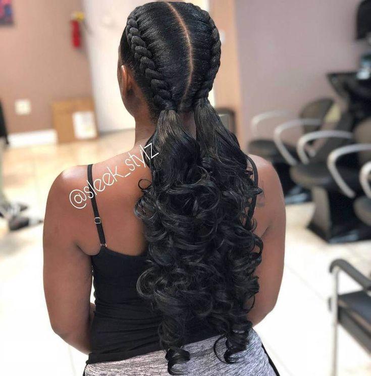 Goddess Braids and Waves - Hairstyles & Haircuts ...