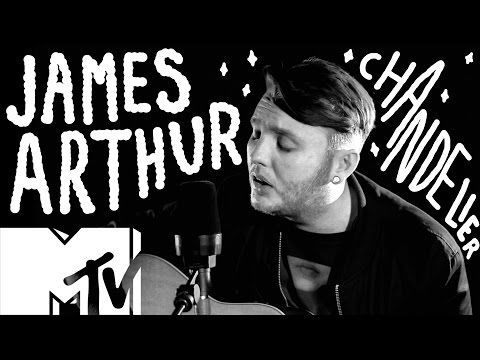 """James Arthur faz cover de """"Chandelier"""", sucesso de Sia #Cover, #MTV, #Novo, #Sucesso, #Vídeo http://popzone.tv/james-arthur-faz-cover-de-chandelier-sucesso-de-sia/"""
