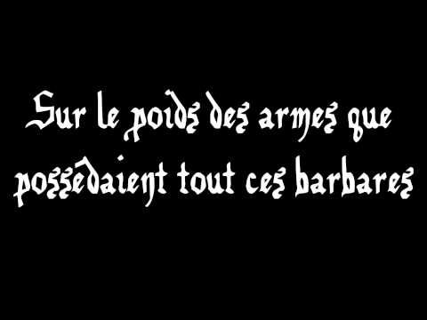▶ La Tribu de Dana - Manau - YouTube (French song)