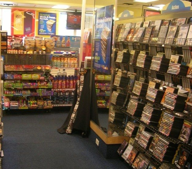 Being able to choose a movie AND candy at Blockbuster for a sleepover. | 31 Little Victories That Made Every '90s Kid Feel Invincible