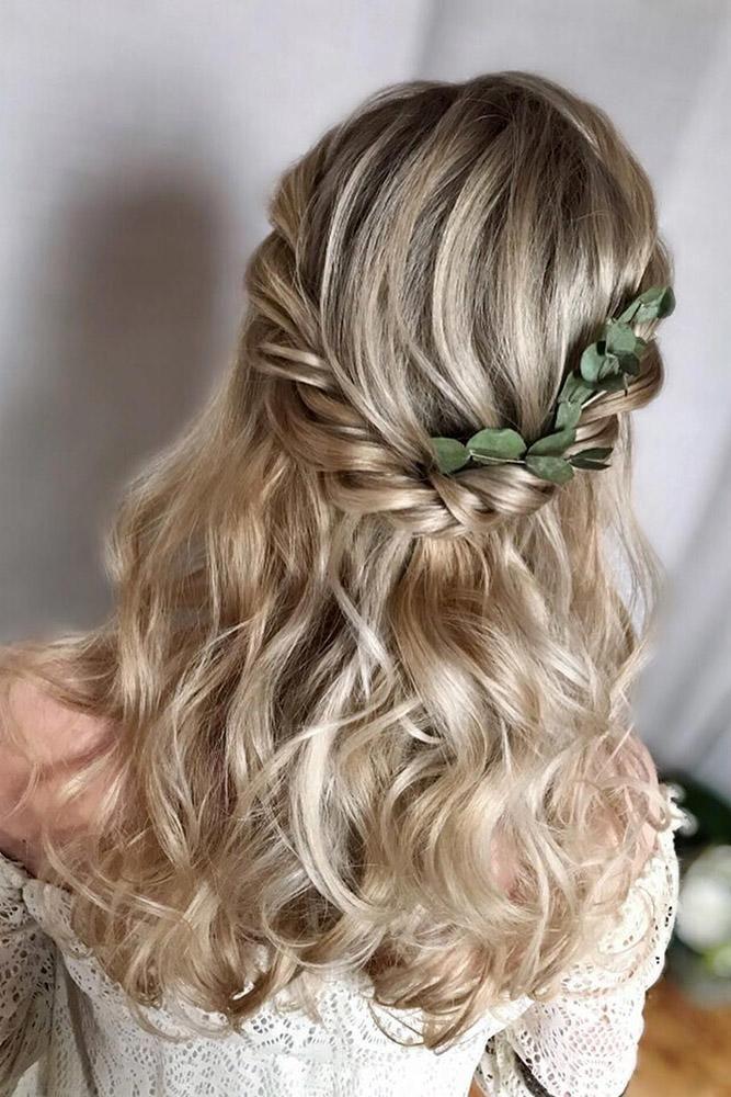 Wedding Hairstyles 2020 Fantastic Hair Ideas Hair Lengths Medium Length Hair Styles Curly Hair Styles