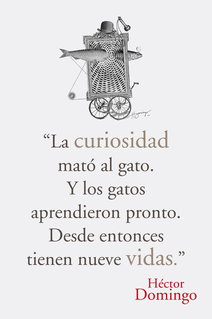 Frases de Héctor Domingo. #HectorDomingo #Libros