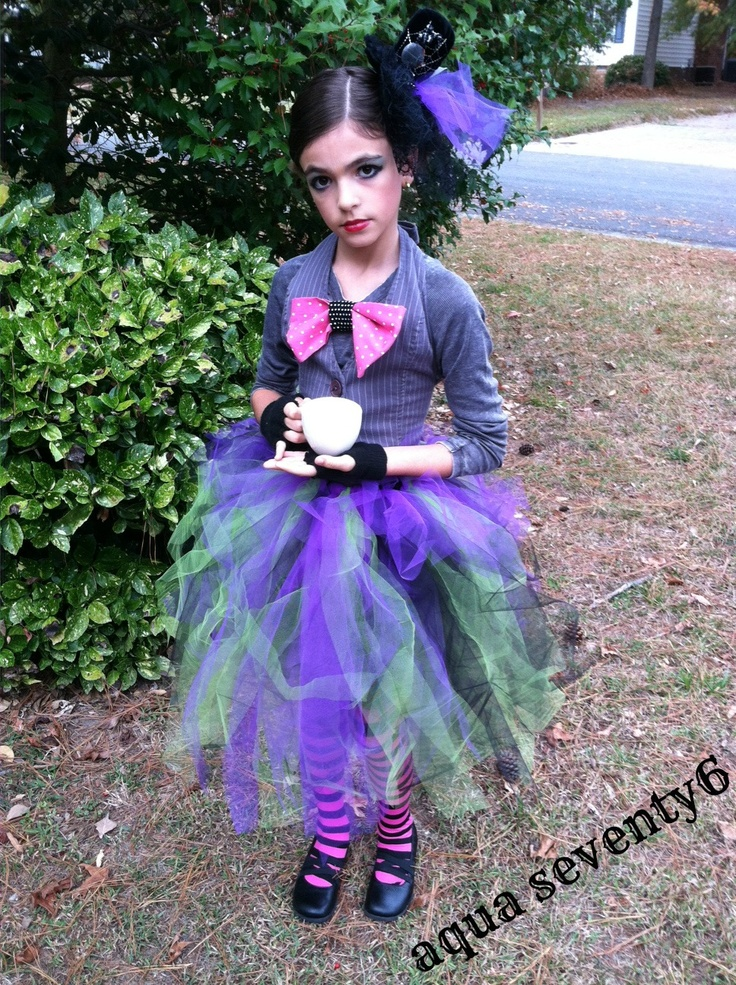 36 best Mad Hatter costume images on Pinterest | Costumes, Carnivals ...