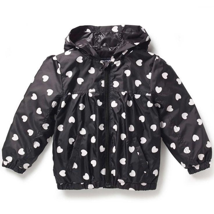 Giubbotto magico 15€ #kiabi #giubbotto #pioggia #magico #bambina