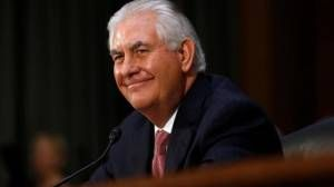 U.S. Secretary of State, Rex Tillerson, Expected in Nigeria On Monday