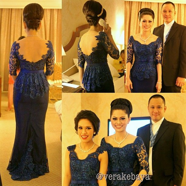 #partydress by #verakebaya thanks to @Gemala Coursey Rifa & @hiphipceria