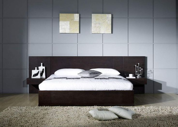 29 best Bedroom images on Pinterest Bedrooms, Modern bedrooms - schlafzimmer set modern