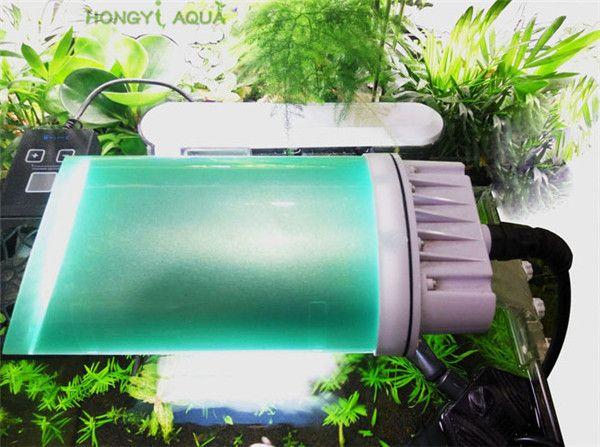 1 piece plastic fish tank folder light aquarium supplies 4 rows of tubes flashlight aquatic tube special lights 24W 36W