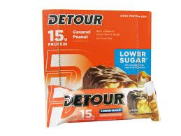 Detour protein bar