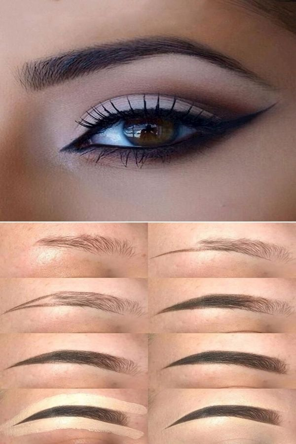 Places To Get Your Eyebrows Threaded | Brow Threading Near ...