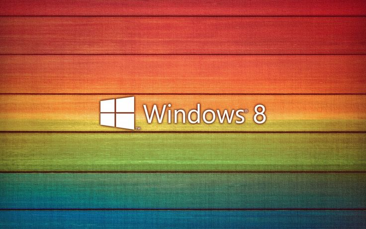 Windows 8 Colorful Wallpapers