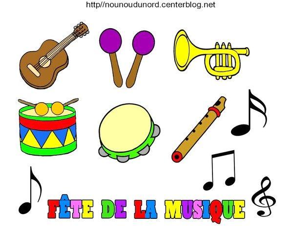 Gommettes fête de la musique