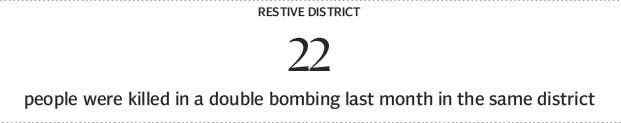 String of IS bomb attacks kill 87 in Syria - The Express Tribune