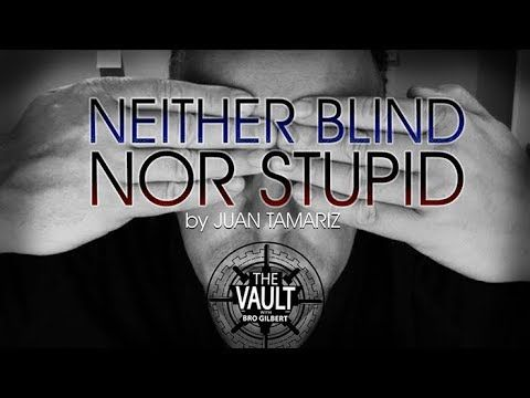 NEITHER BLIND NOR STUPID by Juan Tamariz - YouTube: A masterful and thoughtful lesson in magical structure that takes a self-working effect and turns it into a masterpiece of showmanship!