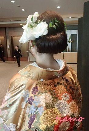 美人花嫁さまの洋装&和装スタイル♡素敵な一日 | 大人可愛いブライダルヘアメイク『tiamo』の結婚カタログ