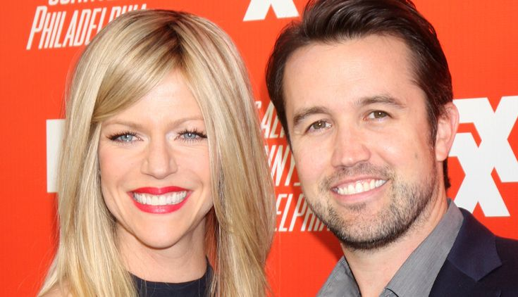 'It's Always Sunny in Philadelphia' stars Rob McElhenney and Kaitlin Olson sued after their dog attacked a 19-month-old girl.