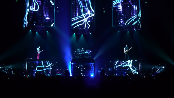 Muse - one of if not THE best band!
