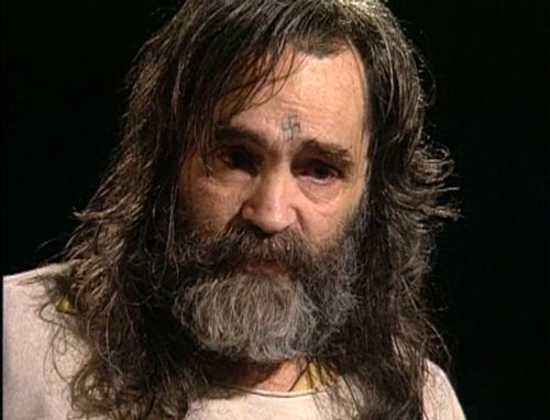 Charles Manson, i 'm sure he has mellowed!!