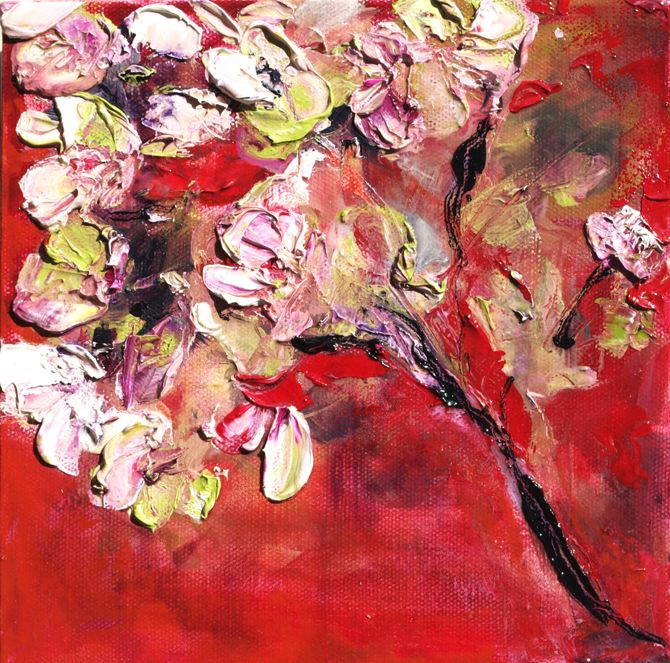 Ruby Blooms - Kerry Bruce