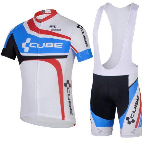 Ferrand-Completi Ciclismo Maglie Ciclismo+Pantaloni ciclismo con bretelle аƖƖ′aperto Abito Sportivo Confortevole-QCD02B Miglior prodotto Abbigliamento sportivo.