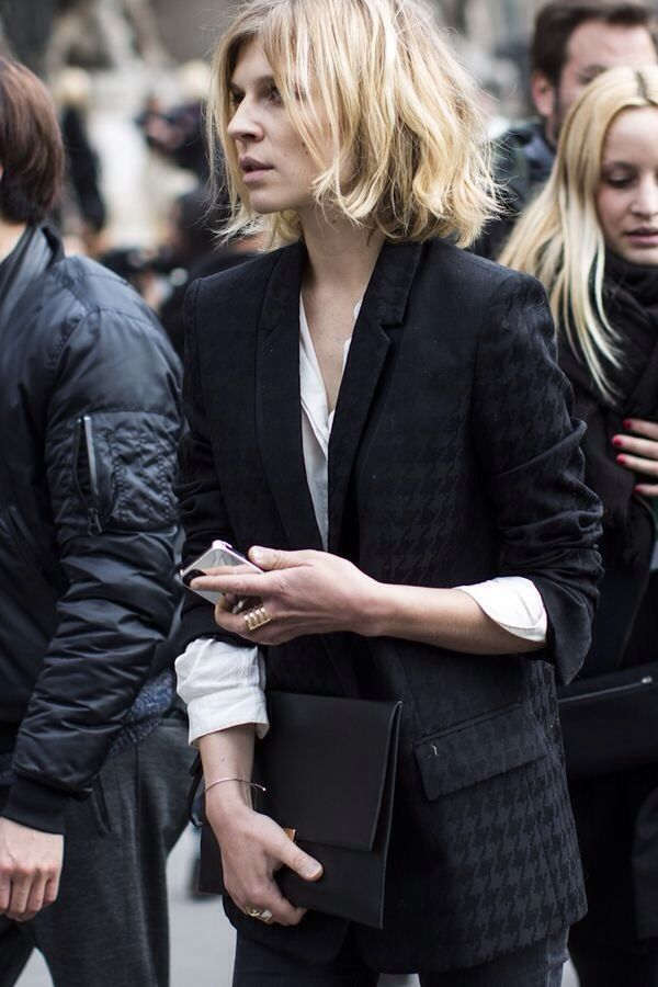 The Parisian Muse: Get some tips from Clemence Poesy - ADORENESS