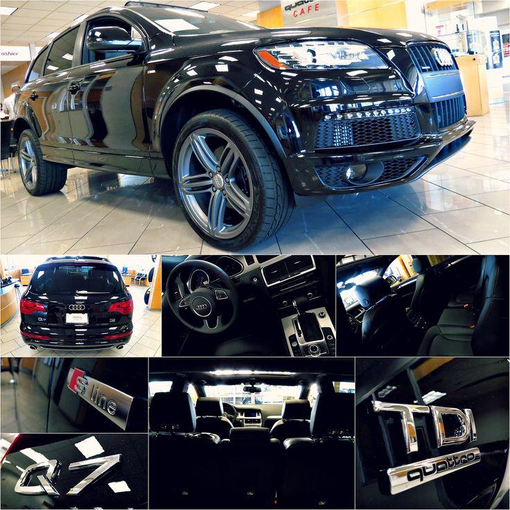 Audi Q7 Diesel: 9 Best Audi North Scottsdale Images On Pinterest