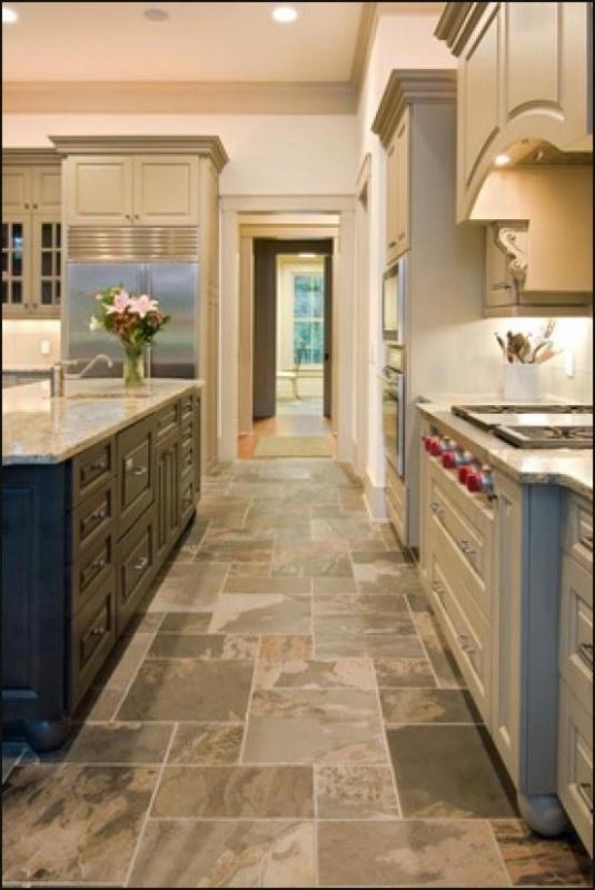 69 best images about floor tile ideas on pinterest - Best tile for kitchen and bathroom floors ...