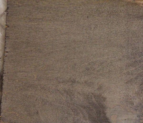 minwax custom stain - charcoal