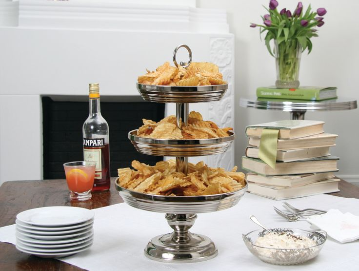 All you need for a snack is this lovely homemade dip, and no store-bought version compares. The sweetness of onion and savoury flavour of sour cream and lemon. Paired with kettle cooked salted chips and you're in chip and dip heaven. It only takes 20 minutes to make but will be talked about forever!