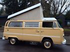1978 Volkswagen Bus/Vanagon Westfalia Pop-top Camper 78 westfalia Pop-Top Camper Type-2 Bay Window 2.0L fuel injected 13k on rebuilt